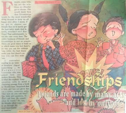 Friendships 1