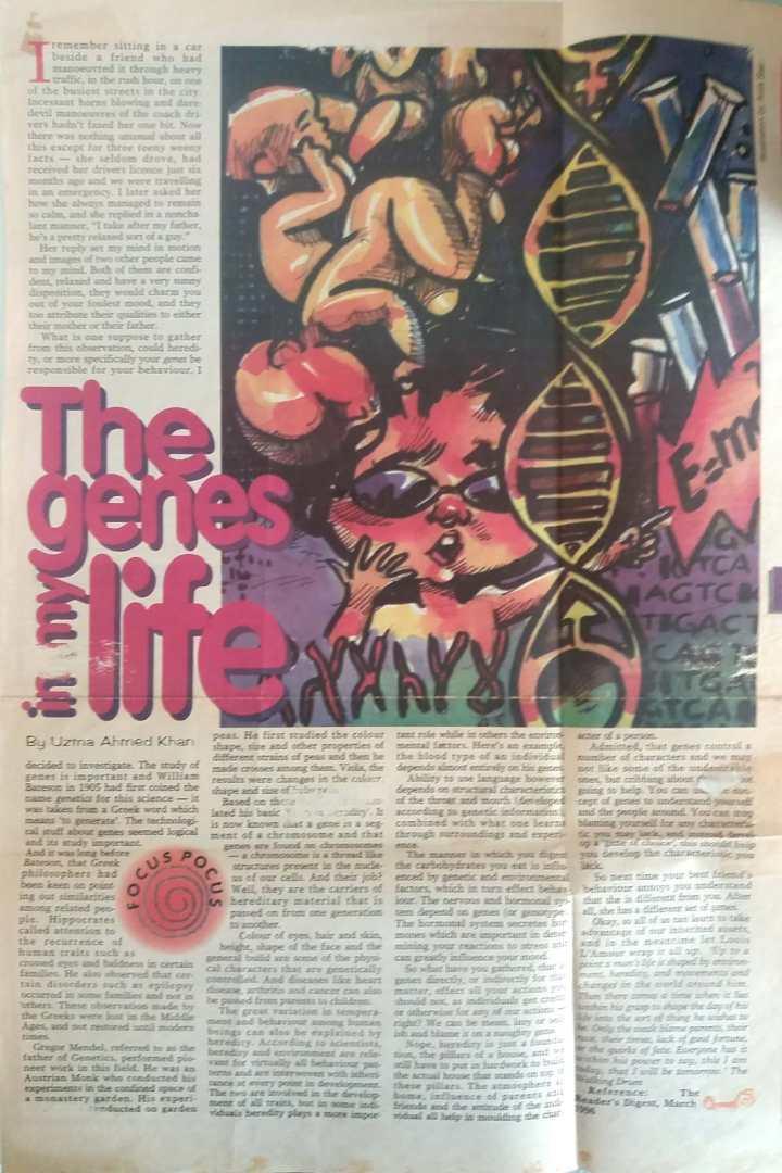 genes of life