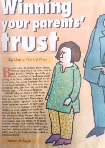 Parents Trust 1